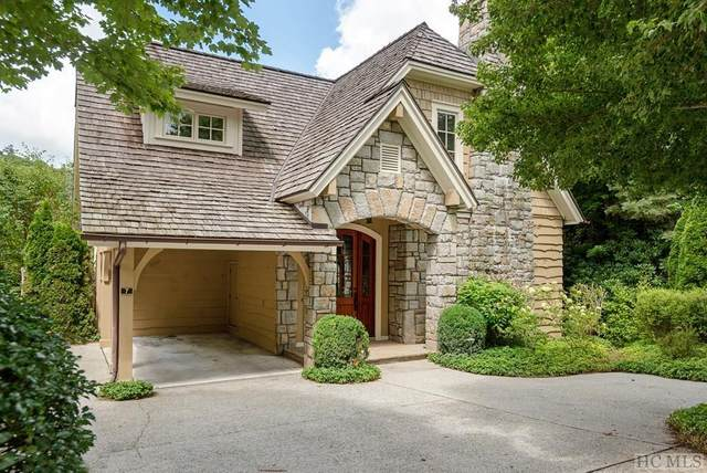 7 Satulah Road, Highlands, NC 28741 (MLS #97215) :: Berkshire Hathaway HomeServices Meadows Mountain Realty
