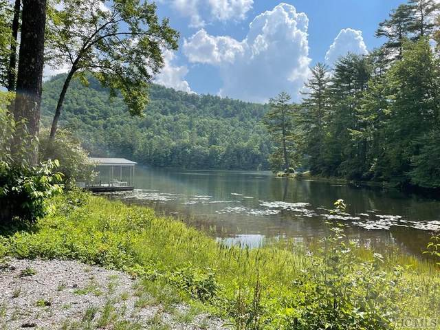 Lot 8 Timber Trail, Sapphire, NC 28774 (MLS #97250) :: Berkshire Hathaway HomeServices Meadows Mountain Realty