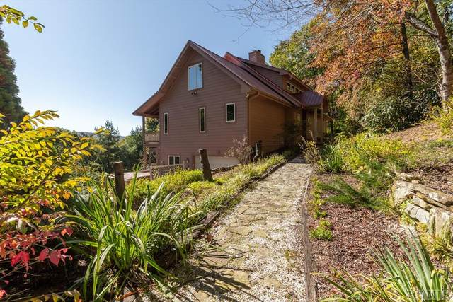 200 Rockledge Road, Sapphire, NC 28774 (MLS #97276) :: Berkshire Hathaway HomeServices Meadows Mountain Realty