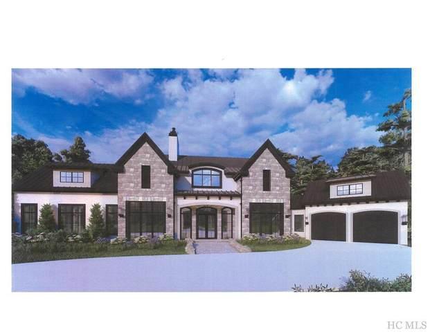 TBD Moss Park Circle, Highlands, NC 28714 (MLS #97313) :: Pat Allen Realty Group