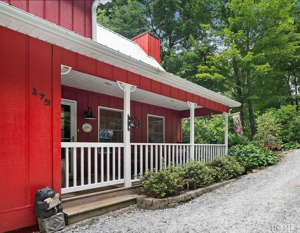 175 Holt Circle, Highlands, NC 28741 (MLS #97344) :: Berkshire Hathaway HomeServices Meadows Mountain Realty