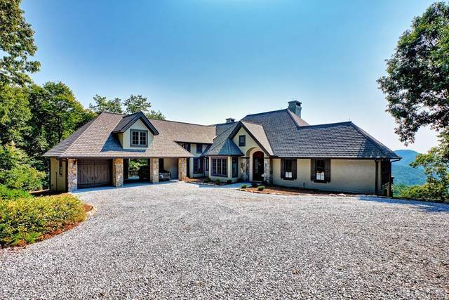 490 Kerry Hill Road, Cashiers, NC 28717 (MLS #97492) :: Berkshire Hathaway HomeServices Meadows Mountain Realty