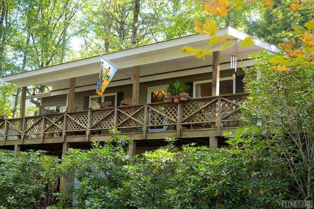 139 Kettle Creek Road, Cashiers, NC 28717 (MLS #97566) :: Berkshire Hathaway HomeServices Meadows Mountain Realty