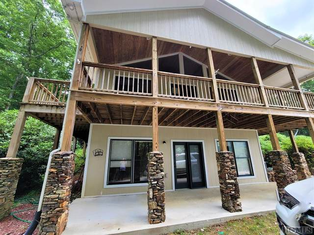 999 North Robinson Creek Road, Glenville, NC 28736 (MLS #97670) :: Berkshire Hathaway HomeServices Meadows Mountain Realty