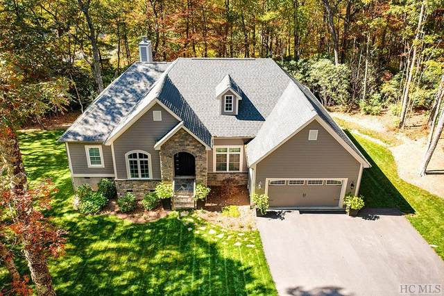 135 Ridge Lane, Highlands, NC 28741 (MLS #97722) :: Pat Allen Realty Group