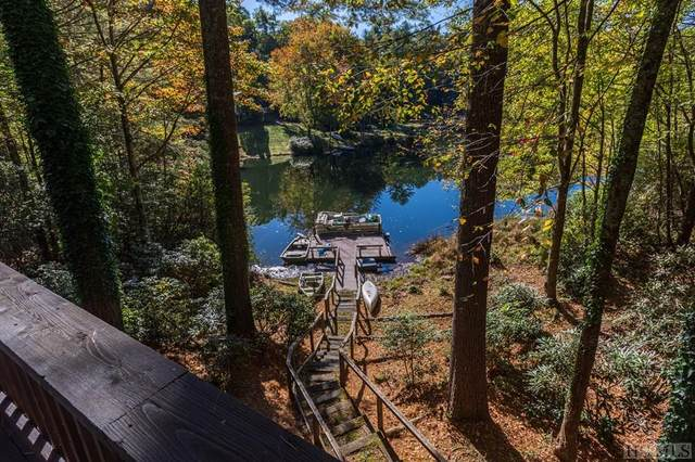 794 West Christy Trail, Sapphire, NC 28774 (#97737) :: BluAxis Realty