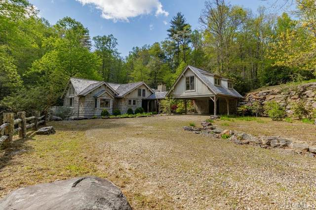 426 Wild River Road, Cashiers, NC 28717 (MLS #82676) :: Pat Allen Realty Group
