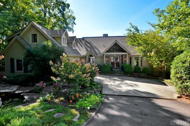 1886 Spring Forest Road, Sapphire, NC 28774 (MLS #86210) :: Berkshire Hathaway HomeServices Meadows Mountain Realty