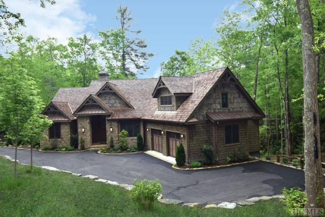 121 Fly Fishing Lane, Cashiers, NC 28717 (MLS #86835) :: Berkshire Hathaway HomeServices Meadows Mountain Realty
