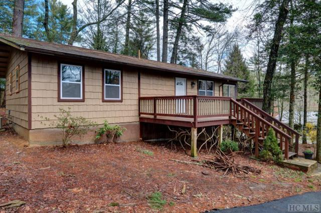 443 Bearwallow Road, Sapphire, NC 28774 (MLS #87581) :: Berkshire Hathaway HomeServices Meadows Mountain Realty