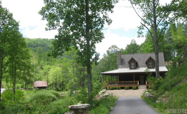 1857 Pilot Knob Road, Glenville, NC 28736 (MLS #87765) :: Berkshire Hathaway HomeServices Meadows Mountain Realty