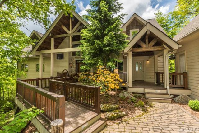 276 Deer Crest Drive, Sapphire, NC 28774 (MLS #87782) :: Berkshire Hathaway HomeServices Meadows Mountain Realty