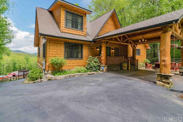 692 Walnut Gap Road, Cullowhee, NC 28723 (MLS #88424) :: Berkshire Hathaway HomeServices Meadows Mountain Realty