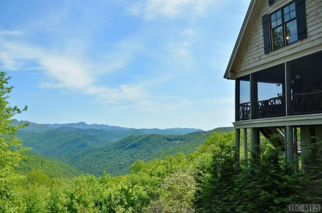 6370 Big Ridge Road, Glenville, NC 28736 (MLS #88488) :: Berkshire Hathaway HomeServices Meadows Mountain Realty