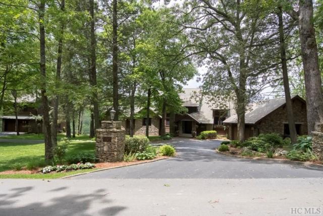 856 Ravenel Ridge Road, Highlands, NC 28741 (MLS #88522) :: Berkshire Hathaway HomeServices Meadows Mountain Realty