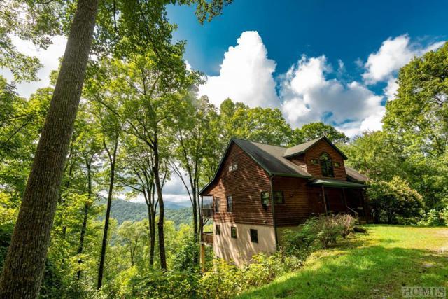 382 Hurrah Ridge, Scaly Mountain, NC 28775 (MLS #88544) :: Berkshire Hathaway HomeServices Meadows Mountain Realty