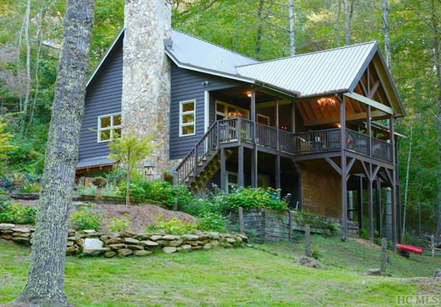 340 Caribou Mountain Road, Cullowhee, NC 28723 (MLS #88750) :: Berkshire Hathaway HomeServices Meadows Mountain Realty