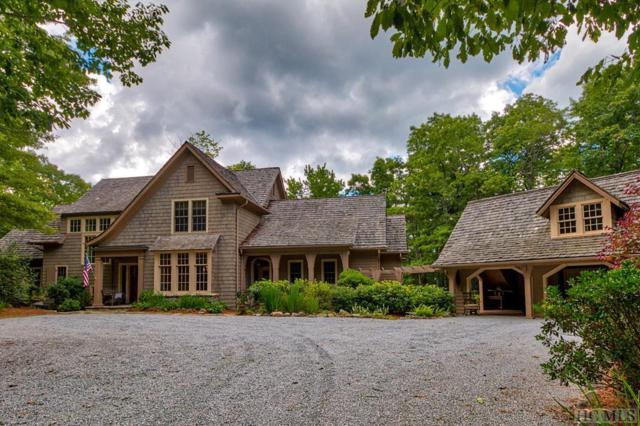723 Treasurewood Road, Cashiers, NC 28717 (MLS #88777) :: Berkshire Hathaway HomeServices Meadows Mountain Realty