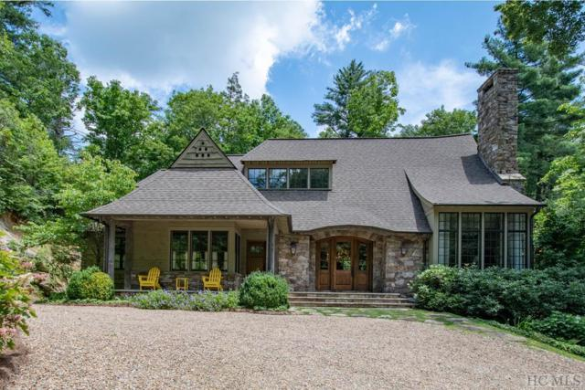 200 Blue Valley Falls Drive, Highlands, NC 28741 (MLS #88924) :: Lake Toxaway Realty Co