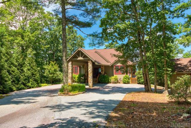 518 Wildcat Lane, Cashiers, NC 28717 (MLS #88930) :: Lake Toxaway Realty Co