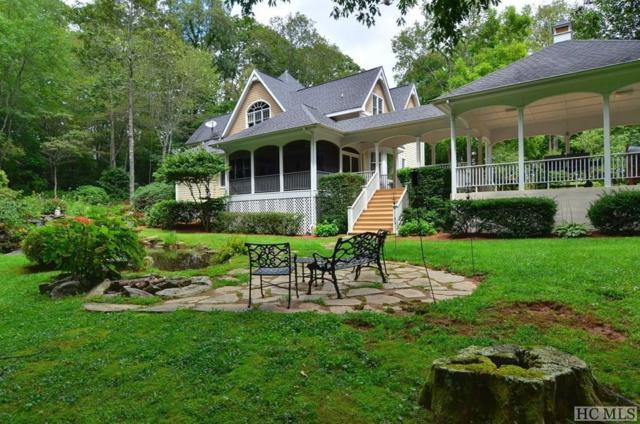 215 Satulah Rd, Highlands, NC 28741 (MLS #88996) :: Berkshire Hathaway HomeServices Meadows Mountain Realty