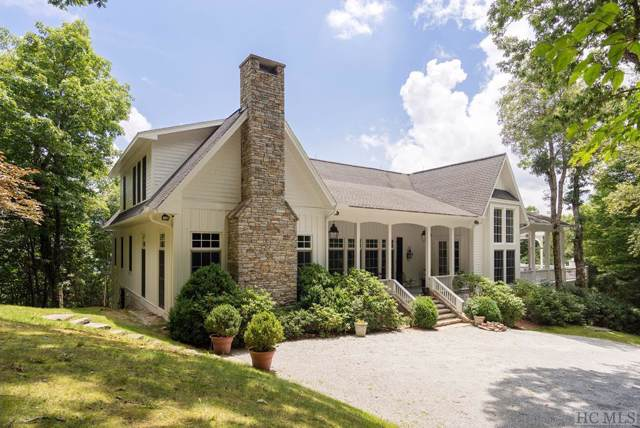 2808 Big Sheepcliff Road, Cashiers, NC 28717 (MLS #89155) :: Berkshire Hathaway HomeServices Meadows Mountain Realty
