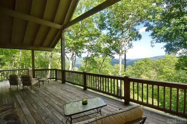 120 Wildberry Lane, Cullowhee, NC 28723 (MLS #89267) :: Berkshire Hathaway HomeServices Meadows Mountain Realty