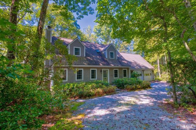 207 Forest Trail, Highlands, NC 28741 (MLS #89446) :: Lake Toxaway Realty Co