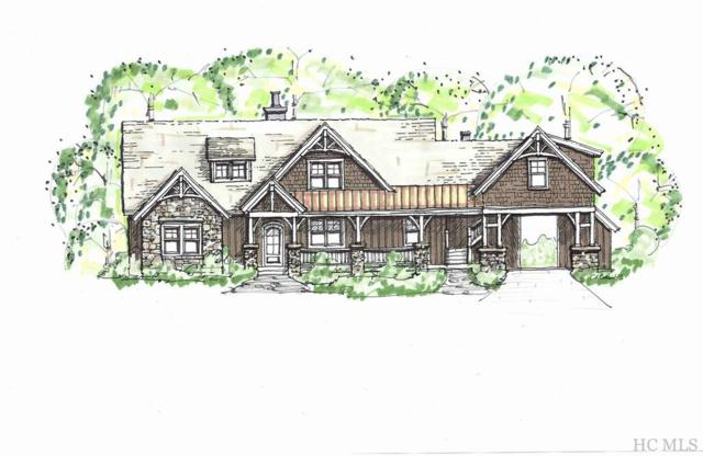 Lot 4 Springview Lane, Highlands, NC 28741 (MLS #89809) :: Lake Toxaway Realty Co