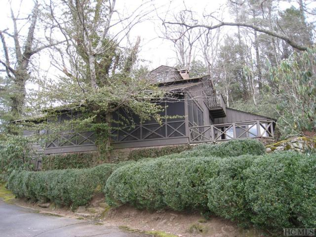 960 Hudson Road, Highlands, NC 28741 (MLS #89843) :: Berkshire Hathaway HomeServices Meadows Mountain Realty