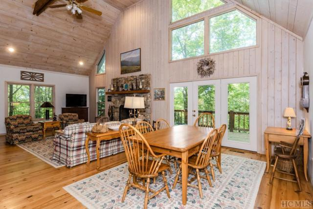 6 Rock Ledge Road, Sapphire, NC 28774 (MLS #90020) :: Berkshire Hathaway HomeServices Meadows Mountain Realty