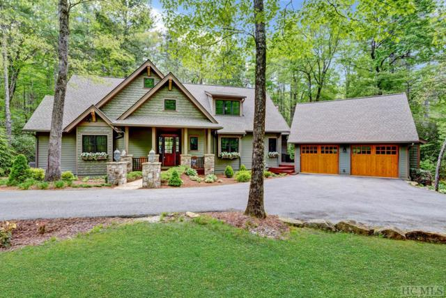 21 Blue Bonnet Way, Cashiers, NC 28717 (MLS #90142) :: Pat Allen Realty Group