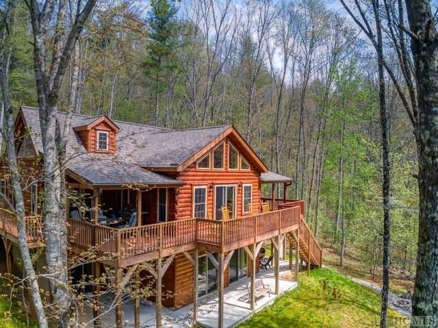 152 Glen Laurel Circle, Cullowhee, NC 28723 (MLS #90852) :: Berkshire Hathaway HomeServices Meadows Mountain Realty