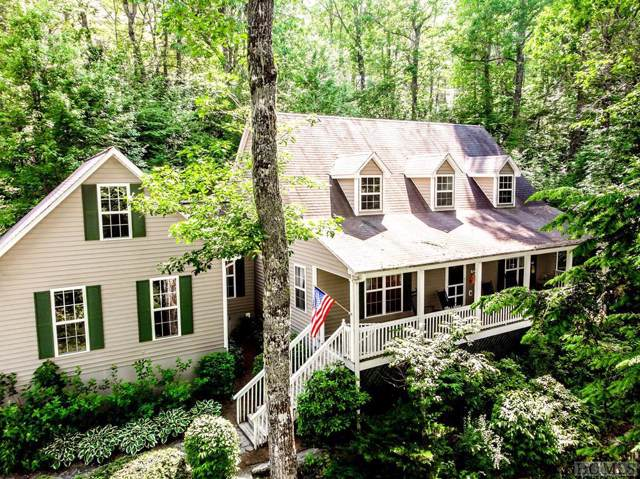 155 Pheasant Run, Highlands, NC 28741 (MLS #91059) :: Berkshire Hathaway HomeServices Meadows Mountain Realty