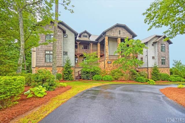 590 Chattooga Ridge Trail B, Cashiers, NC 28717 (MLS #91210) :: Berkshire Hathaway HomeServices Meadows Mountain Realty