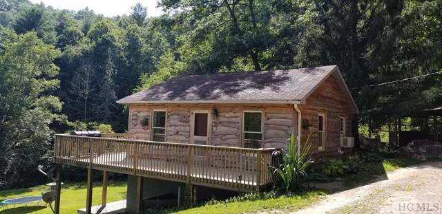 9340 Cullowhee Mountain Road, Cullowhee, NC 28723 (MLS #91437) :: Berkshire Hathaway HomeServices Meadows Mountain Realty