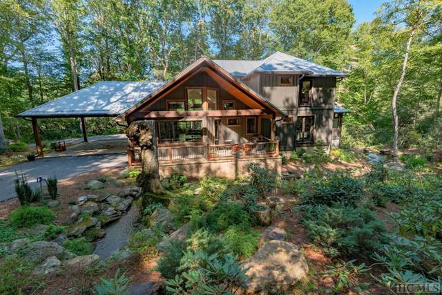 602 Moorewood Road, Highlands, NC 28741 (MLS #91618) :: Berkshire Hathaway HomeServices Meadows Mountain Realty