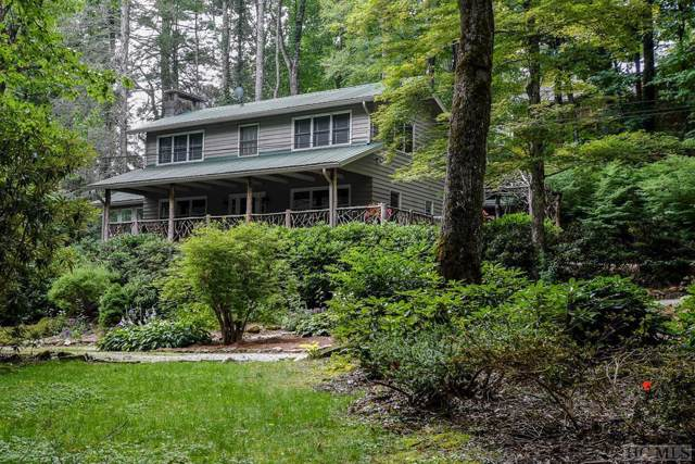 496 Holt Road, Highlands, NC 28741 (MLS #91651) :: Berkshire Hathaway HomeServices Meadows Mountain Realty
