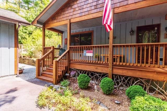 16 Linn Court, Sapphire, NC 28774 (MLS #91765) :: Pat Allen Realty Group