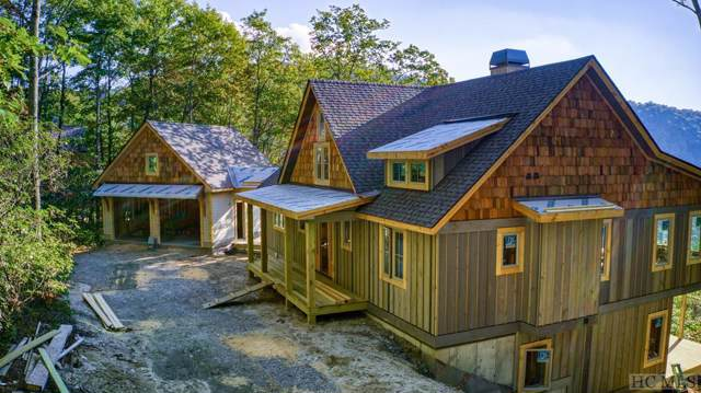 180 East Ridge Road, Cashiers, NC 28717 (MLS #91817) :: Pat Allen Realty Group