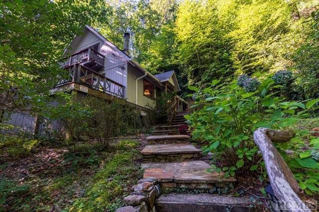 1323 West Christy Trail, Sapphire, NC 28774 (MLS #91870) :: Pat Allen Realty Group