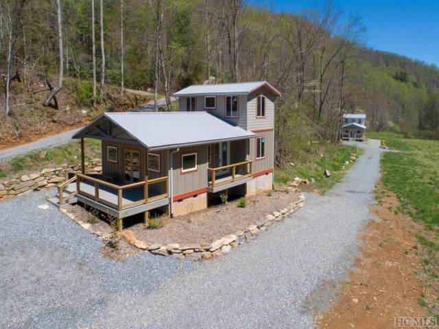 00 Tilley Creek Road, Cullowhee, NC 28723 (MLS #91957) :: Berkshire Hathaway HomeServices Meadows Mountain Realty