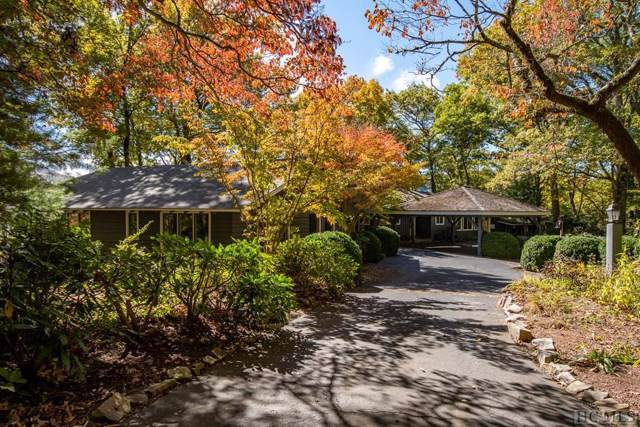210 Stillmont Circle, Cashiers, NC 28717 (MLS #92227) :: Berkshire Hathaway HomeServices Meadows Mountain Realty