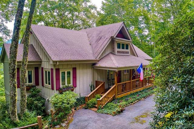28 Ivy Rose Lane, Glenville, NC 28736 (MLS #92760) :: Berkshire Hathaway HomeServices Meadows Mountain Realty