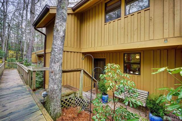 60 Lonely Mountain Drive B, Sapphire, NC 28774 (MLS #93111) :: Pat Allen Realty Group