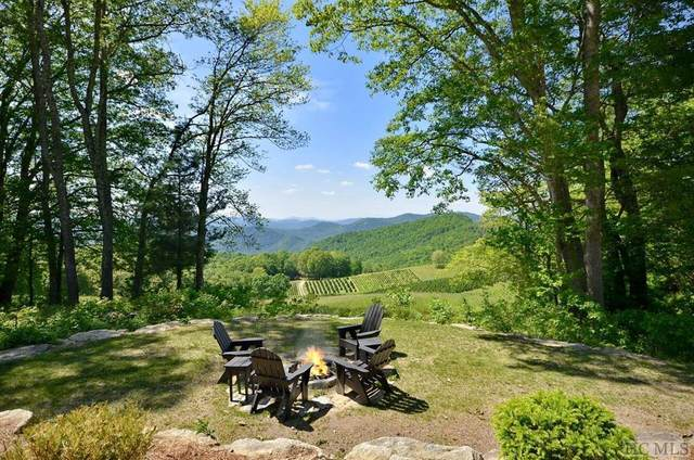 Lot 54 Beechfern Drive, Glenville, NC 28736 (MLS #93162) :: Berkshire Hathaway HomeServices Meadows Mountain Realty