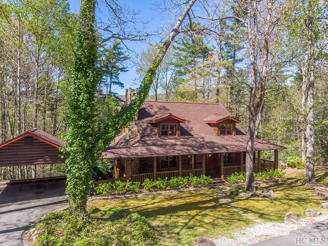 2448 Upper Whitewater Road, Sapphire, NC 28774 (MLS #93373) :: Pat Allen Realty Group