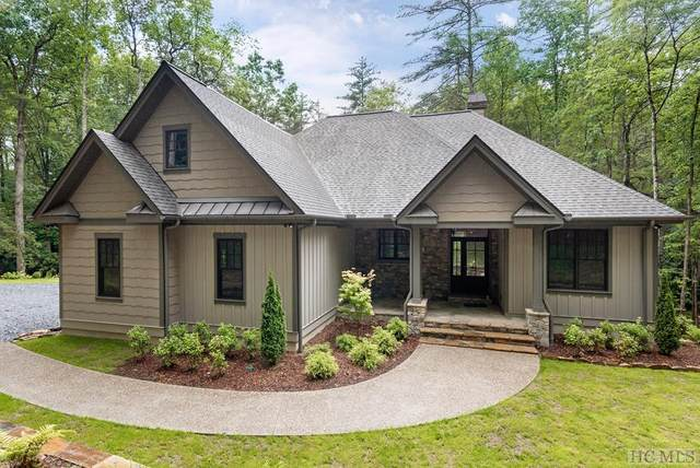11 Brook Trout Trail, Cashiers, NC 28717 (MLS #93674) :: Berkshire Hathaway HomeServices Meadows Mountain Realty