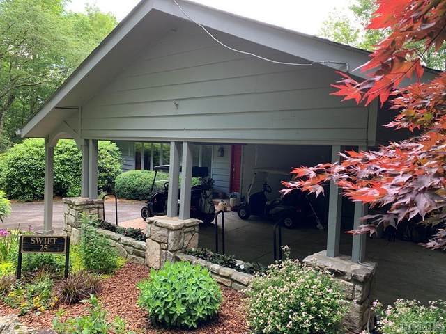 25 Rhododendron Dr, Highlands, NC 28741 (MLS #93948) :: Pat Allen Realty Group