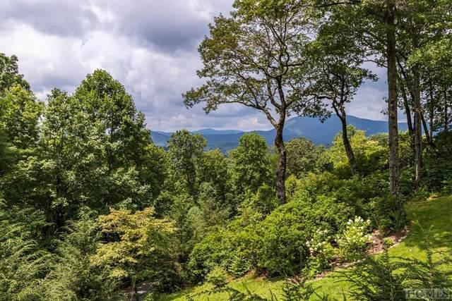 7 Sky View Road, Lake Toxaway, NC 28747 (MLS #94225) :: Pat Allen Realty Group
